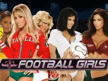 Играть на деньги в Gaminator Футбольные Девушки