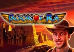 Играть бесплатно в слот Book of Ra