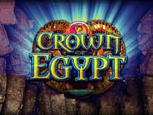 Увлекательная игра в казино на деньги с Crown Of Egypt