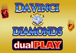 Автомат Da Vinci Diamonds: Dual Play