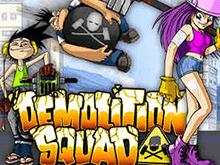 Слот Отряд Разрушителей онлайн в Вулкане