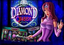 Diamond Queen - играйте онлайн