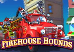 Азартный аппарат Firehouse Hounds