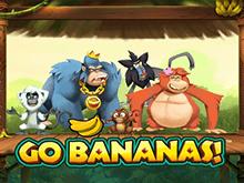 Слот Вперед Бананы! онлайн в клубе Вулкан