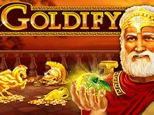 Традиционная азартная игра с рекордными выплатами: Goldify