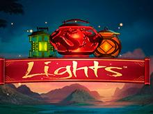 Игровой автомат Lights в азартном режиме на реальные деньги