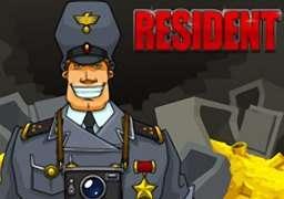 Онлайн автомат Resident